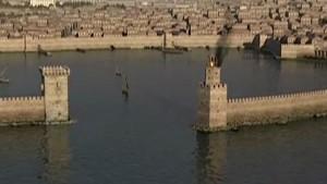 Le Port englouti de Constantinople