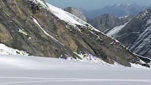 Ça chauffe sur les Alpes