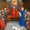 Les Templiers partent en croisade