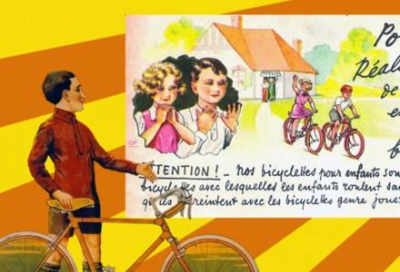 La reine bicyclette