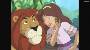 Lion d'Oz