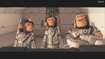 Les chimpanzés de l'espace | Kirk De Micco