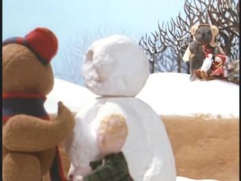Une poupée dans la neige (Ludovic) | Co Hoedeman