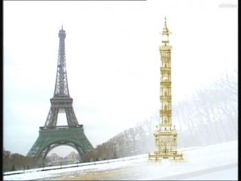 La Tour Eiffel (C'est pas sorcier) | Franck Chaudemanche