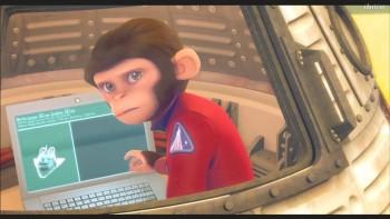 Les chimpanzés de l'espace 2 | John H. Williams