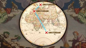 """Rob Rombout : """"Amsterdam via Amsterdam"""" (extrait annonce)"""