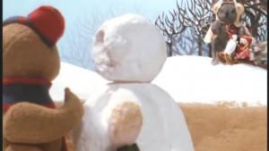 Une poupée dans la neige (Ludovic)