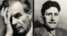George Orwell et Aldous Huxley, 1984 ou le meilleur des mondes