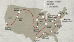 """Rob Rombout : """"Amsterdam Stories USA, Est"""" (Deuxième extrait annonce)"""