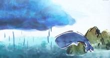 Le nuage et la baleine