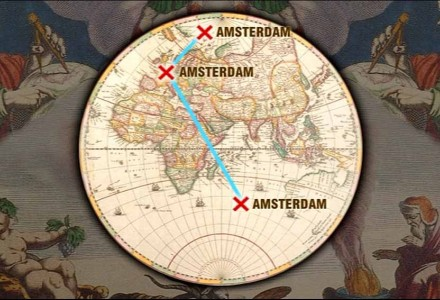"Rob Rombout : ""Amsterdam via Amsterdam"" (extrait annonce)"