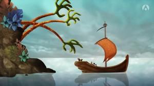Le génie des mers (L'Heure du conte)