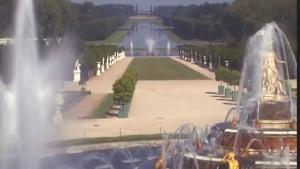 Sous le soleil de Versailles (C'est pas sorcier)