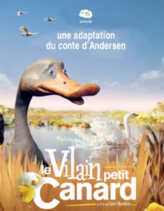 3 AVRIL  IMAGE & SON, PASSAGES : LE VILAIN PETIT CANARD