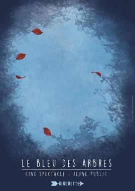 """19 DECEMBRE, """"LE BLEU DES ARBRES"""" CINE-SPECTACLE A LA MLIS !"""