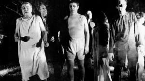 La nuit des morts-vivants (La séance)